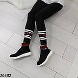 Кроссовки женские высокие А26882, фото 5