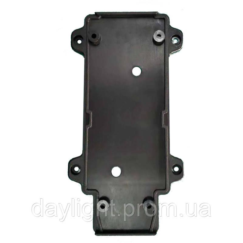 Настенное крепление черное, пластик, для трекового светильника 30W