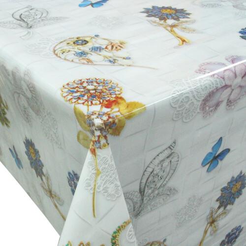 Скатерть-клеенка кухонная на обеденный стол