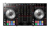 Четырехканальный DJ-контроллер Serato с пэдами Pioneer DDJ-SX2