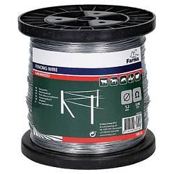 Дріт для електрозагорожі 1,2 мм, 500 м.