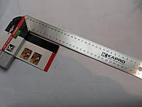 kapro  307-35 угольник стальной, 35см