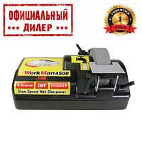 Точильный станок для ножей WorkMan SCM4500 (0.07 кВт, 118 мм)