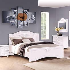 Кровать двуспальная Анжелика
