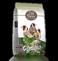 Делікатесний корм для щеглов Deli Nature Aves Cultura Carduelis Goldfinches (2 кг)