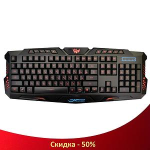 Ігрова клавіатура з підсвічуванням Atlanfa M200