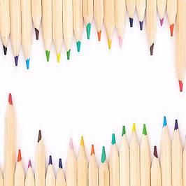Олівці,фломастери і ручки