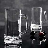 """Кружка для пива """"Дрезден"""" 330 мл"""