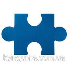 Плита «Пазл» - 465*750*20 мм Красный Синий