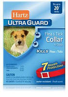 Hartz (Харц) Hartz Ultra Guard Flea s Tick Collar Ошейник для собак от блох и клещей. 50 см. КРАСНЫЙ