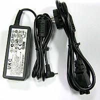 Зарядное устройство для ноутбука ASUS  19V; 2,1A; 2,3mmx0.7mm