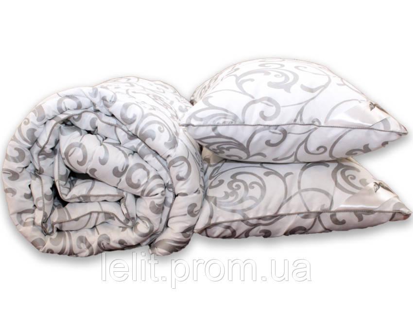 """Одеяло """"Eco-venzel"""" евро + 2 подушки 50х70"""