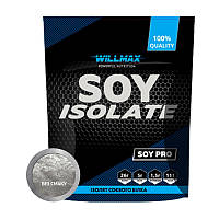 Протеин соевый изолят Вилмакс / Willmax Soy Isolate 900 г без вкуса