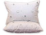 """Одеяло лебяжий пух """"Cotton"""" евро + 2 подушки 50х70, фото 2"""