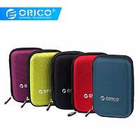 "Чехол-органайзер ORICO для HDD/SSD 2.5"" Power bank PHD-25"
