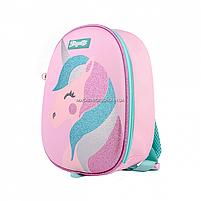 Рюкзак дитячий 1 Вересня Cute unicorn Рожевий (558546), фото 2