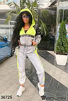 Женский спортивный костюм арт 36725 с 42 по 52 размер (бн)