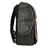 Рюкзак шкільний каркасний 1 Вересня Tmnt Зелений (556157), фото 4