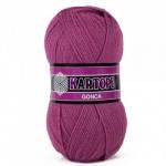 Пряжа для вязания Гонка KARTOPU лиловый 736