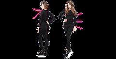 Рубашка женская горчичная с длинными рукавами. Эко кожа полиэстер. Повседневная, офисная рубашка, фото 2