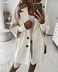 """Жіноче пальто """"Моурт"""" від Стильномодно, фото 2"""