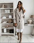 """Жіноче пальто """"Моурт"""" від Стильномодно, фото 5"""