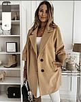 """Жіноче пальто """"Моурт"""" від Стильномодно, фото 7"""