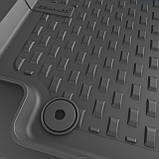 Автомобильные коврики в салон SAHLER 4D для TOYOTA Auris 2013-2020 TO-02, фото 7