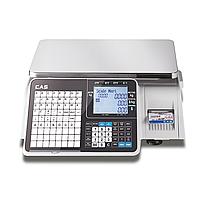 Весы с печатью этикеток CAS CL3500-B