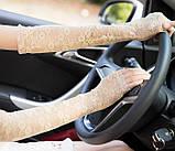 Довгі мереживні мітенки длинные кружевные митенки перчатки, фото 3