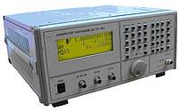 Малогабаритный синтезатор-генератор частоты «Г4-301»  в диапазоне от 0.1 до 1200 МГц