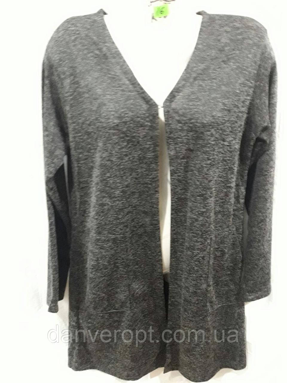 Кардиган женский модный стильный размер универсальный 46-50, купить оптом со склада 7км Одесса