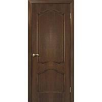 Двері ОМІС (шпон-Класика - Кароліна) ПГ горіх