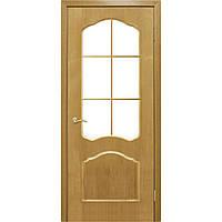 Двері ОМІС (шпон-Класика - Кароліна) ЗА ДНТ