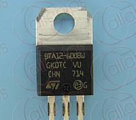 Симистор 12А 600В 50мА ST BTA12-600BW TO220AB