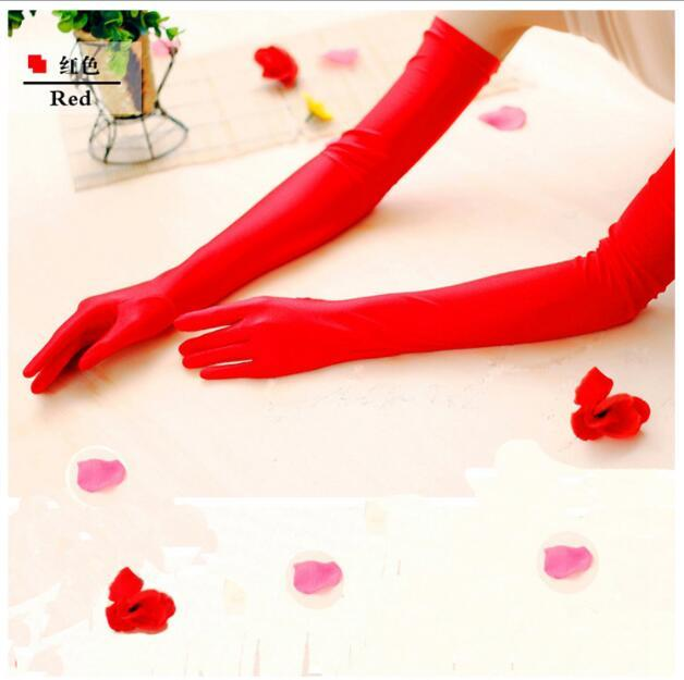 Довгі жіночі рукавички женские длинные перчатки весенне - летние