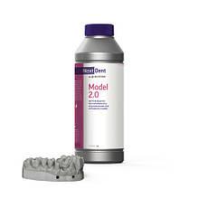 Фотополимерная смола для 3D печати NextDent Model 2.0 для моделей, 1кг, Nextdent (НекстДент, Голландия)