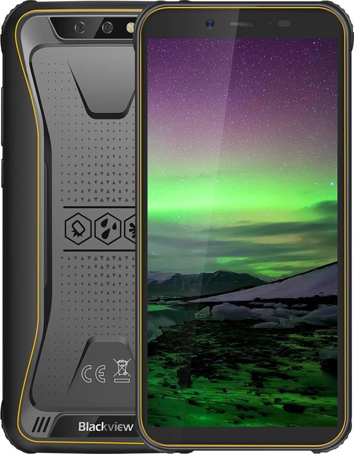 Blackview BV5500 Plus | Желтый | IP68 | 3/32Гб | 4G/LTE | Гарантия