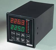Устройство контроля температуры восьмиканальное с аварийной сигнализацией УКТ38