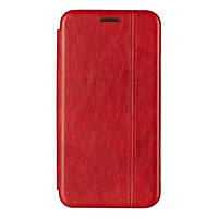 Чохол-книжка Samsung Galaxy A606 A60/M405 Galaxy M40 Gelius Book Cover Red Leather
