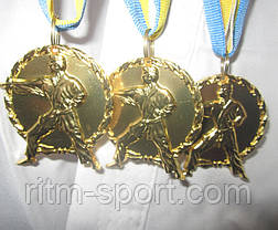 Медаль спортивная Карате, фото 2