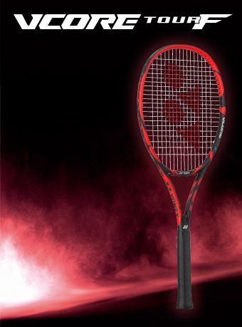 Новинка! Ракетка для тенниса Yonex Vcore Tour F!