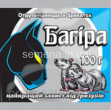 Багіра, парафінований брикет 100 р.