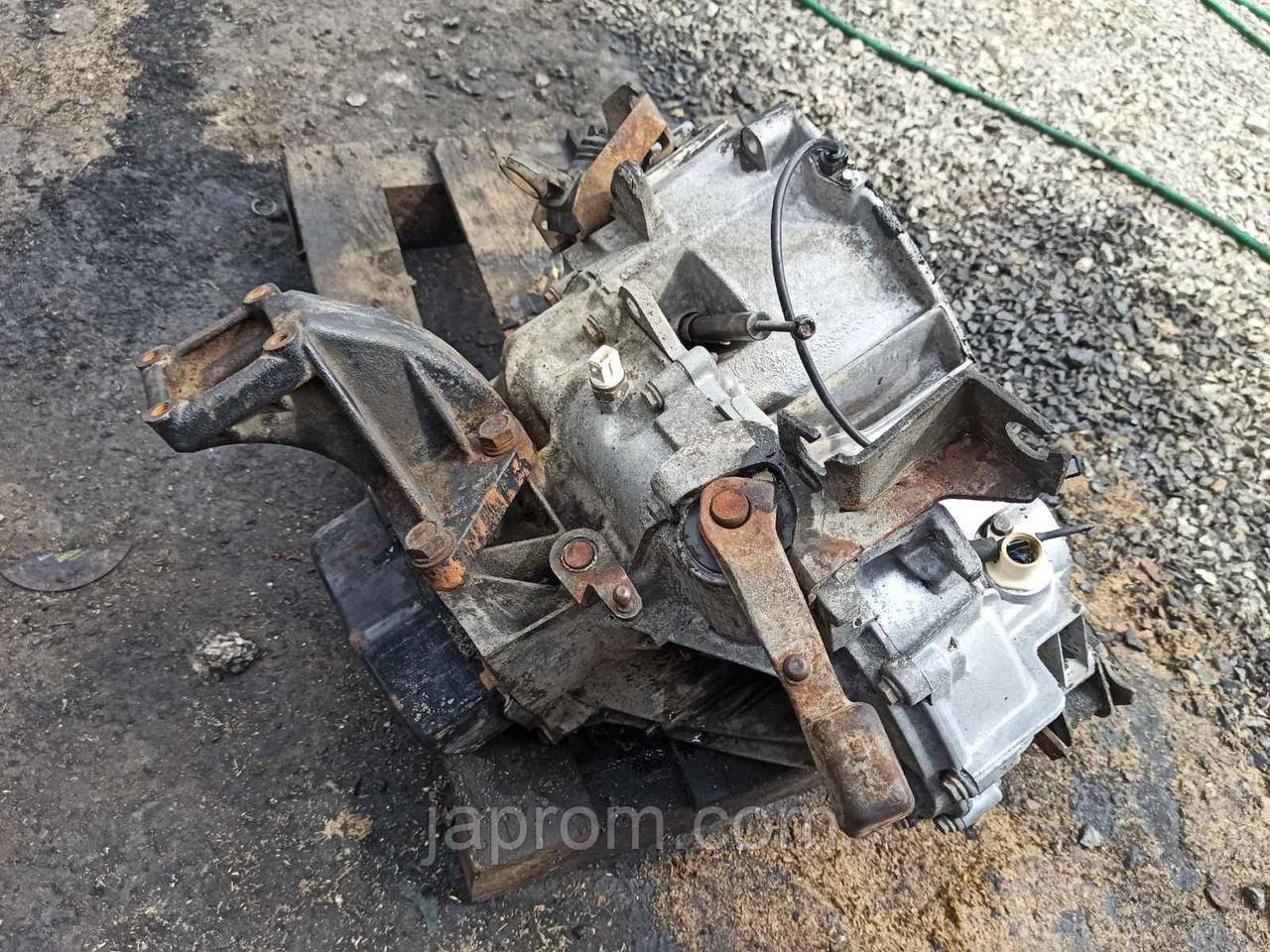 МКПП механическая коробка передач Fiat Ducato 2.8 TDI 20KM58