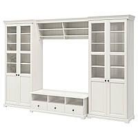 IKEA Комбинация LIATORP ( 390.460.64)