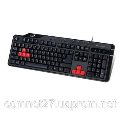 """Клавиатура Genius KB-G235 Gaming (31310460110) - Интернет магазин """"Компьютеры и сети"""" в Киеве"""
