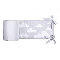 Cotton living - Защита в кроватку Silver Clouds