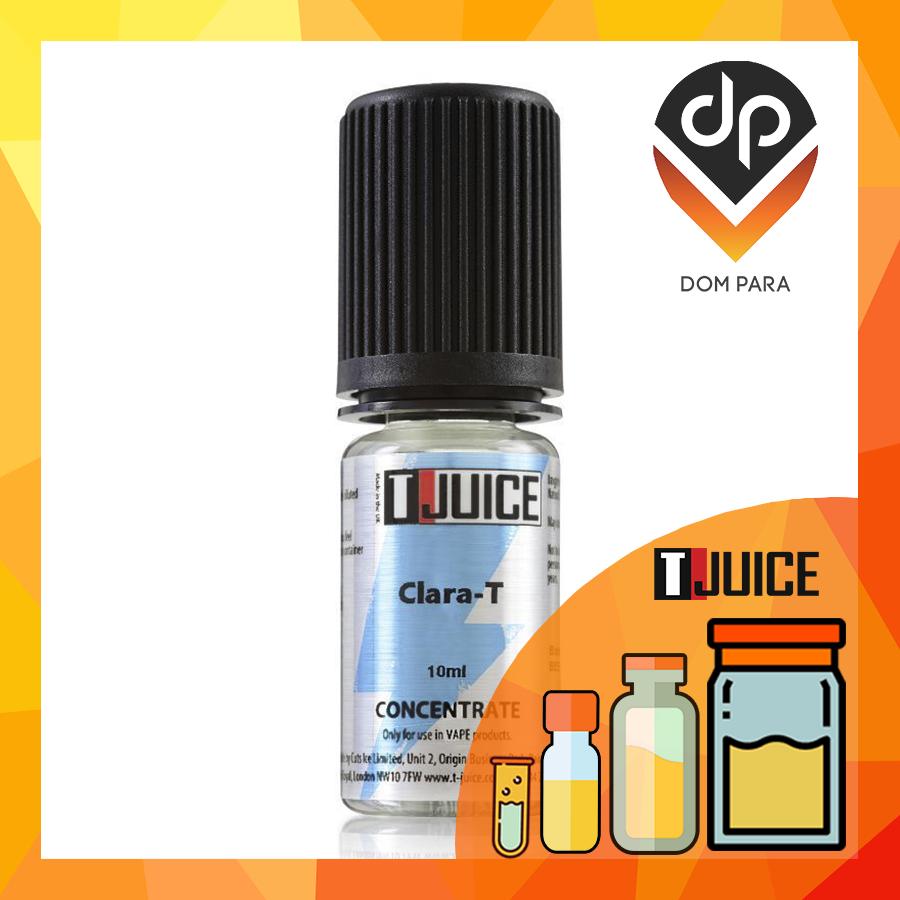Ароматизатор T-Juice Clara-T | Компот из брусники