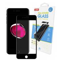 Захисне скло Apple iPhone SE 2020 Full Glue (чорне) GlobalShield