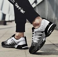 Мужские кроссовки Keep Running серые
